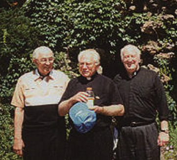 Mary's 3 Priests